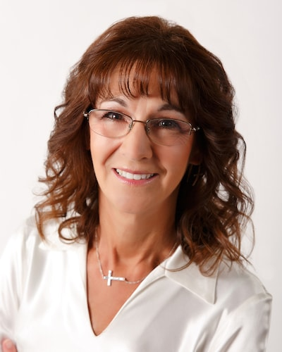 Betty a dental hygienist at your caring dentist in Mitchell