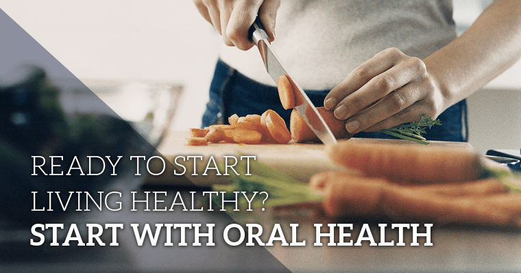 Better Whole Body Health Starts With Your Mouth