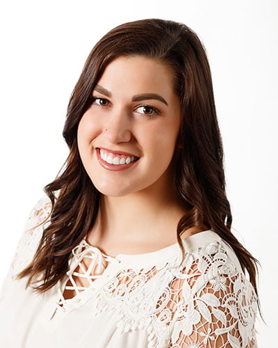 Carly, a dental assistant with a dentist in Mitchell